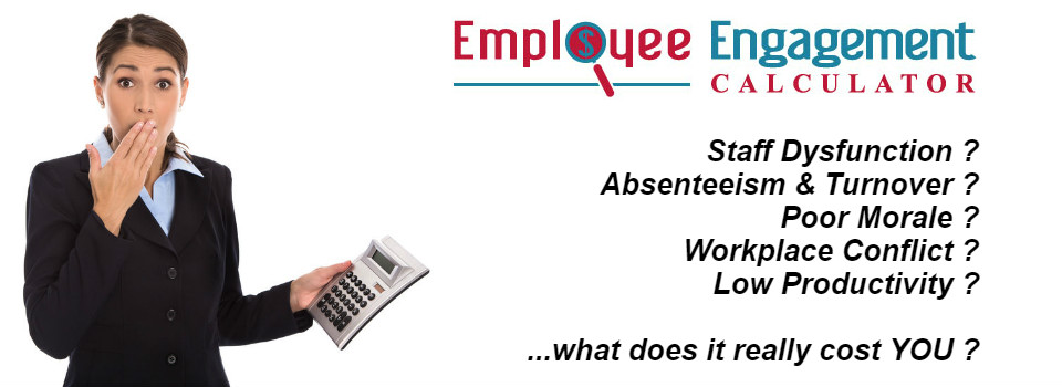 Employee Engagement Cost Calculator